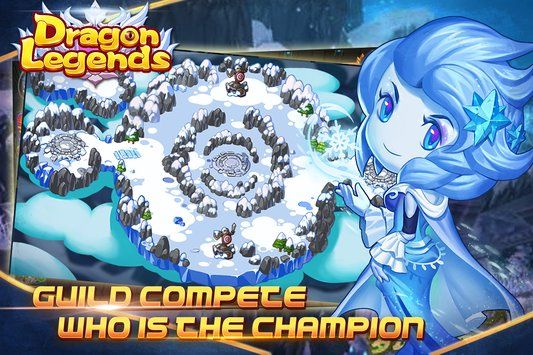 梦幻龙域手机游戏安卓正版下载(Dragon Legends)图4: