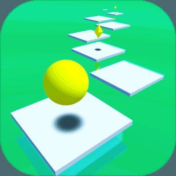 抖音小球跳一跳手机游戏最新版(Jump Forever)图4: