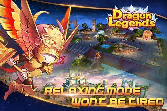 梦幻龙域手机游戏安卓正版下载(Dragon Legends)图3: