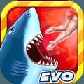 饥饿的鲨鱼进化无限钻石版