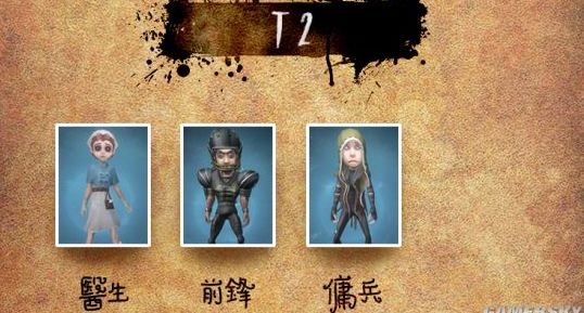 第五人格那几名角色最厉害?角色排名评比汇总[多图]图片2