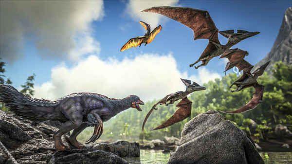 方舟进化生存国际版1.1.12手机中文版游戏下载图片3