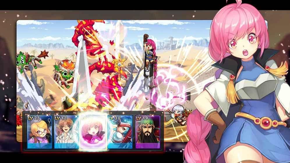 灵魂守护者2手游官网下载最新版(Soul Guardians2)图2: