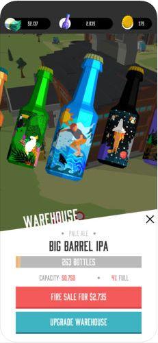 Brew Town安卓官方版游戏正版下载地址(工艺酒厂)图2: