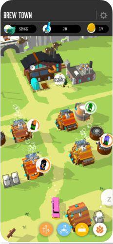 Brew Town安卓官方版游戏正版下载地址(工艺酒厂)图4: