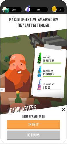 Brew Town安卓官方版游戏正版下载地址(工艺酒厂)图1: