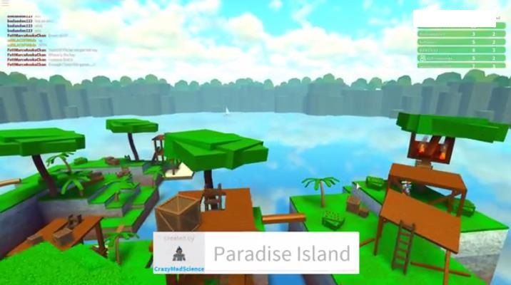 Roblox荒岛求生模拟器官方下载安卓最新版图3: