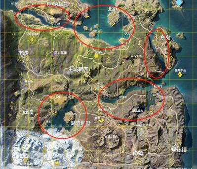 荒野行动新地图水上作战怎么玩?水上作战装备推荐[多图]