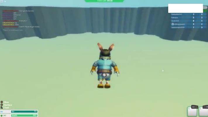 Roblox荒岛求生模拟器官方下载安卓最新版图1:
