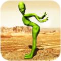 抖音绿色青蛙跳舞游戏