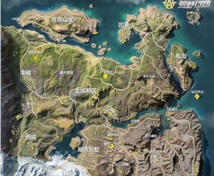 荒野行动新版飓风突击全平台上线:全新地图、武器、载具详解[多图]