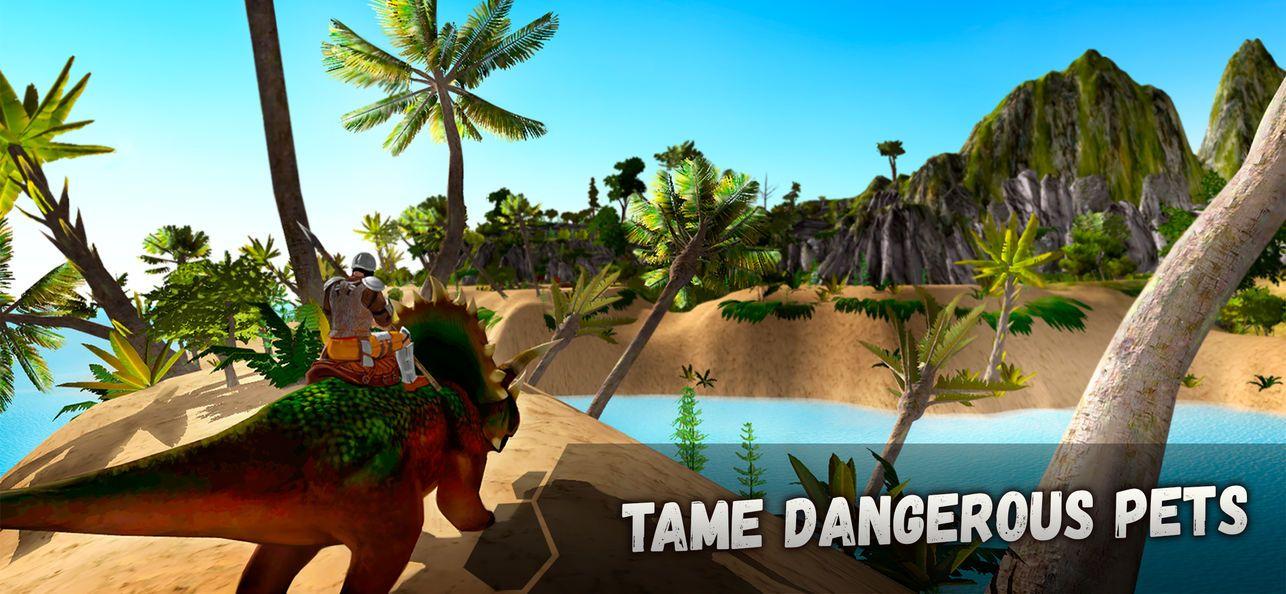 方块方舟生存进化手机版游戏官方下载最新版图3: