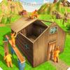 丛林棚屋建造游戏