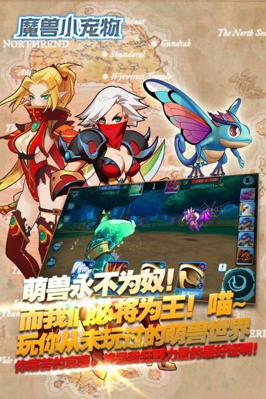 魔兽小宠物游戏官方网站下载正式版图2: