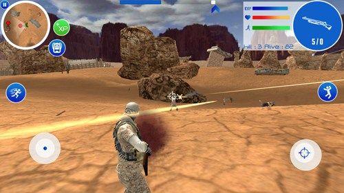 单机吃鸡模拟器游戏手机版官方下载图3: