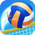 黄金海岸沙滩排球游戏