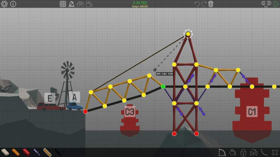 造桥模拟器steam移植游戏破解版下载图片1
