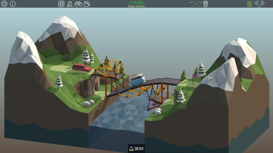 造桥模拟器steam移植游戏破解版下载图片3