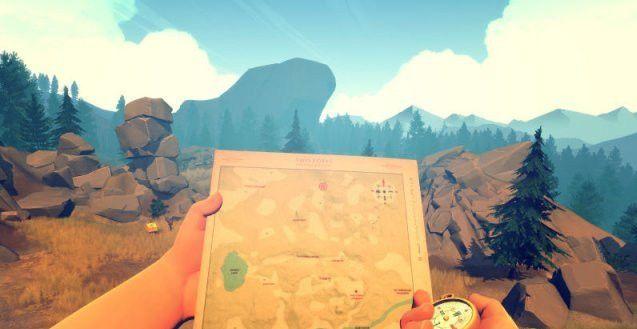 Valve收购独立游戏《看火人》开发商[多图]