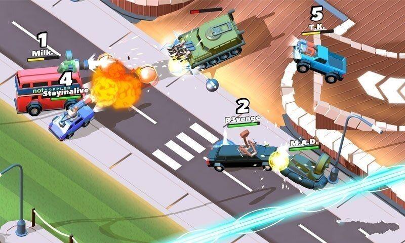 欢乐赛车大战手游官网下载最新版图2: