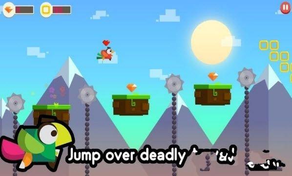 鹦鹉和怪兽2安卓官方版游戏下载图1: