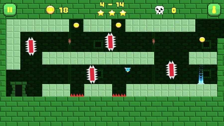 超级内诺跳手机游戏最新版下载图1: