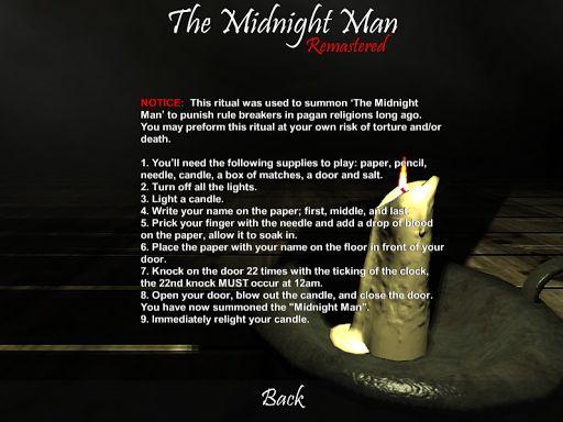 午夜人安卓官方版游戏下载图1: