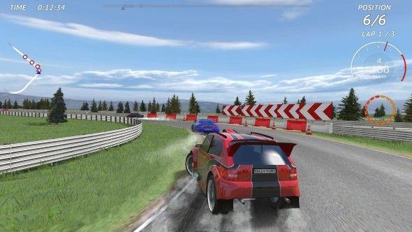 拉力赛车极限竞速安卓官方版游戏下载图3: