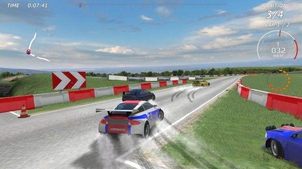 拉力赛车极限竞速安卓官方版游戏下载图1: