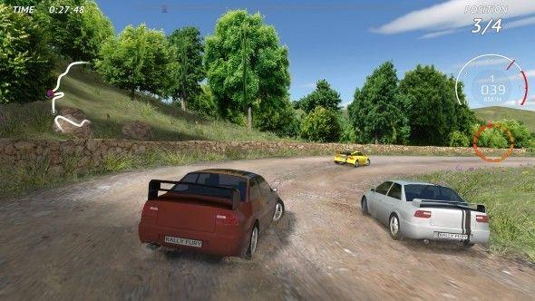 拉力赛车极限竞速安卓官方版游戏下载图2: