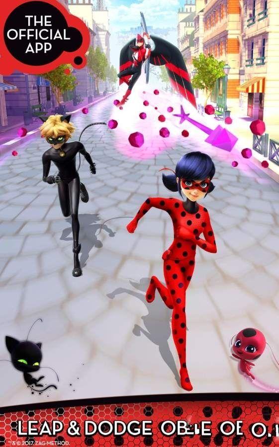 瓢虫少女与黑安卓官方版游戏下载图1: