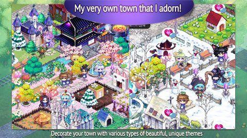 曼德拉克小镇安卓官方版游戏下载图1: