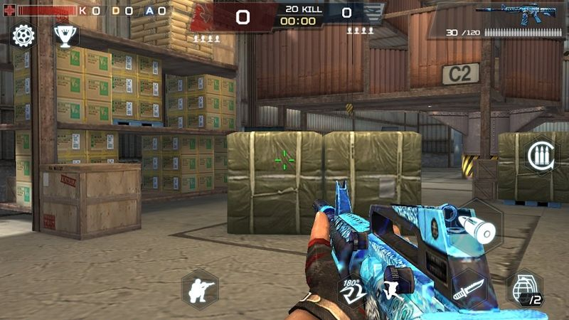 战斗士兵手机游戏最新版下载(Combat Soldier)图1: