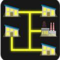电力线逻辑谜题游戏