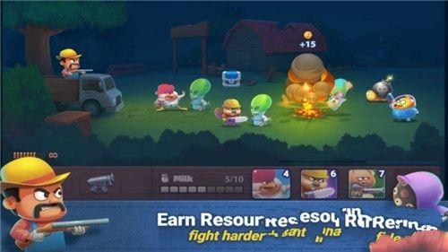 农场守护战手机游戏最新正版下载图1: