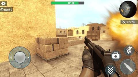反恐精英射手游戏安卓版下载图5: