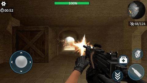 反恐精英射手游戏安卓版下载图2: