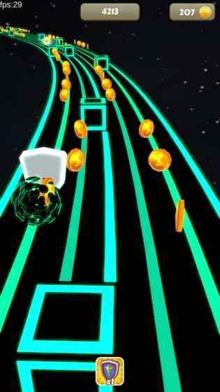Space Rush安卓版图1