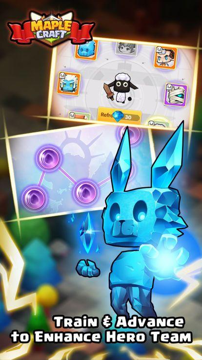 MapleCraft手游官网下载安卓版图2: