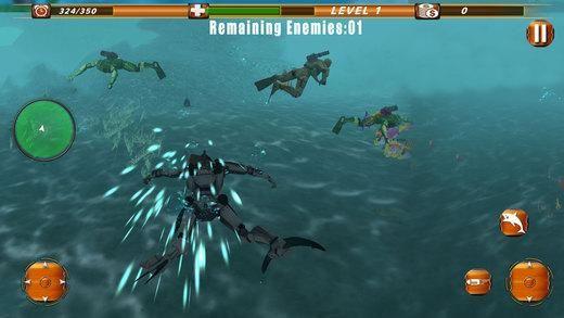 机器人海鲨安卓官方版游戏下载图4: