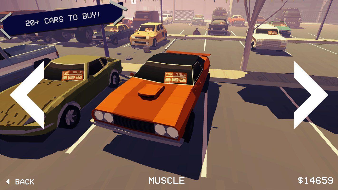 疯狂的汽车2安卓官方版游戏图2: