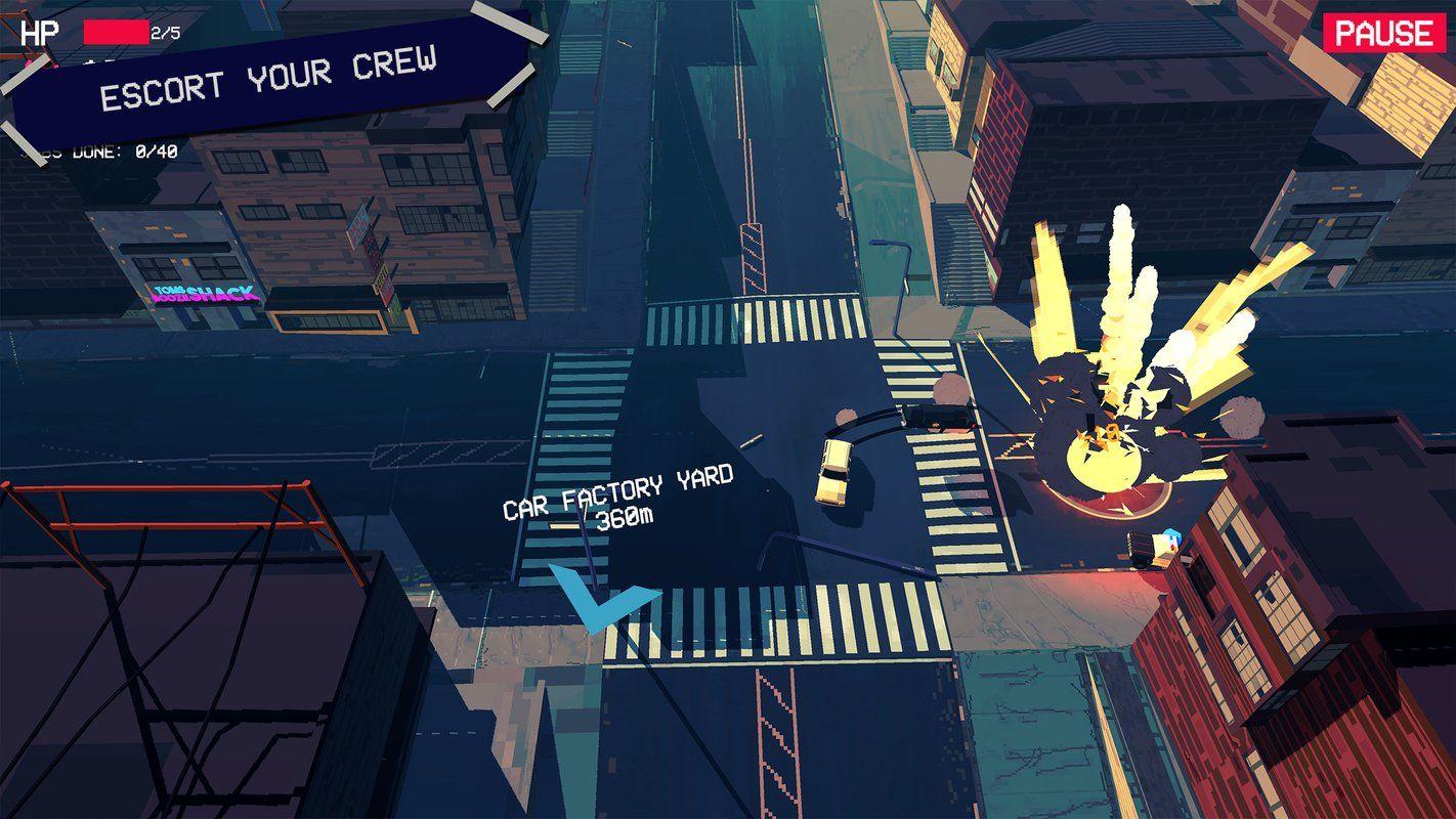 疯狂的汽车2安卓官方版游戏图3: