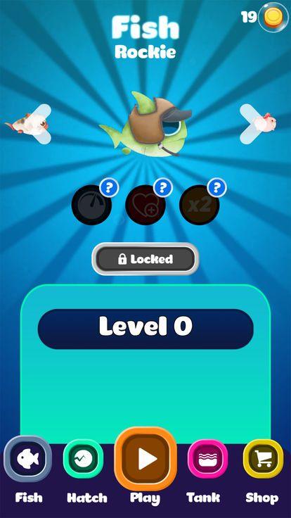 Hungry Fish World手机游戏最新版下载图1: