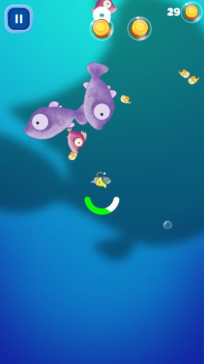 Hungry Fish World手机游戏最新版下载图5: