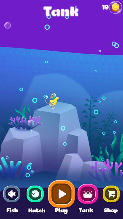 Hungry Fish World手机游戏最新版下载图3:
