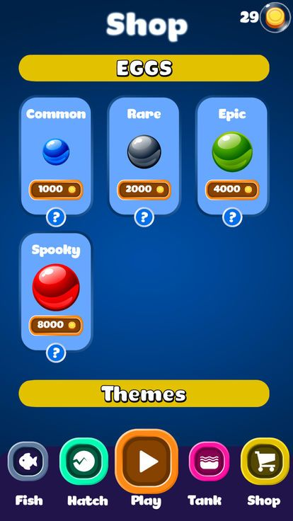Hungry Fish World手机游戏最新版下载图4:
