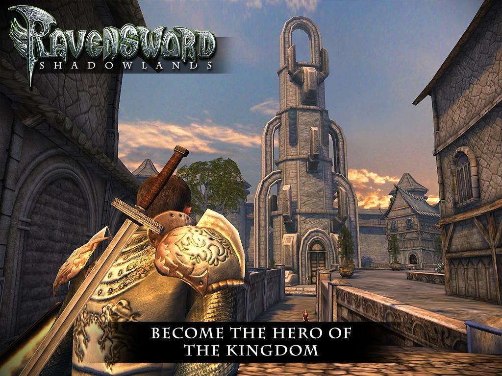 掠夺之剑暗影大陆中文修改版apk游戏下载最新版图1:
