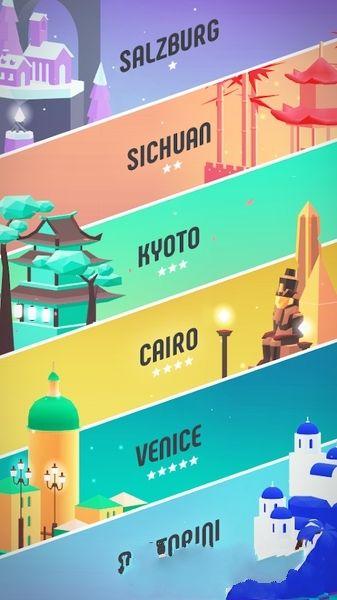 滑板色彩冲浪无限安卓官方版游戏下载图2: