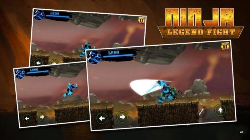 忍者传奇战斗安卓官方版游戏下载图3: