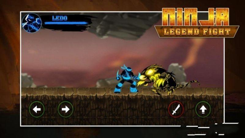 忍者传奇战斗安卓官方版游戏下载图2: